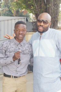 BigTimi and Yaw