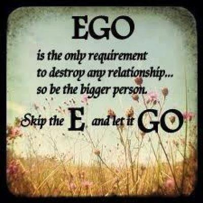 EGO: The Cancer That Kills A Relationship