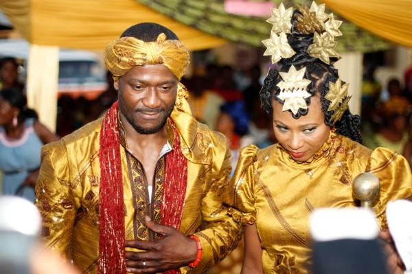 Nse Ikpe Etim and Hubby