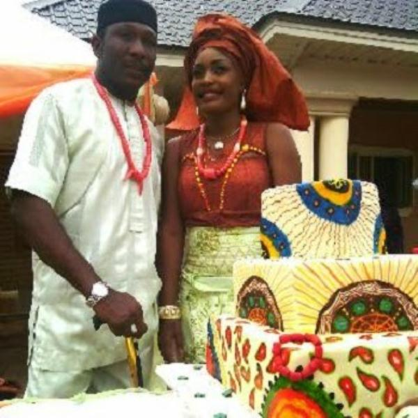 The Tchikere wedding