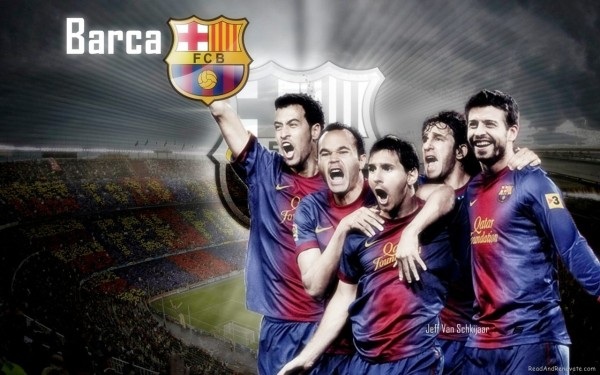 Football-young-stars-fc-barcelona-team-wallpapers-2013